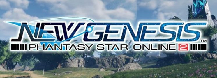 © Phantasy Star Online 2: New Genesis