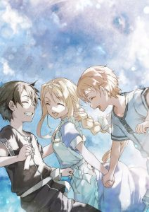 Sword Art Online: Alicization War of Underworld