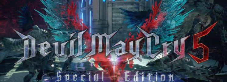 © Devil May Cry 5 Special Edition