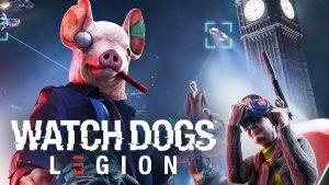 © Watch Dogs: Legion