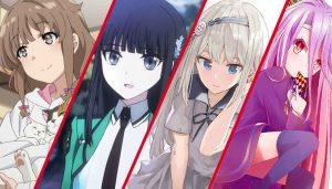 irmãs de anime