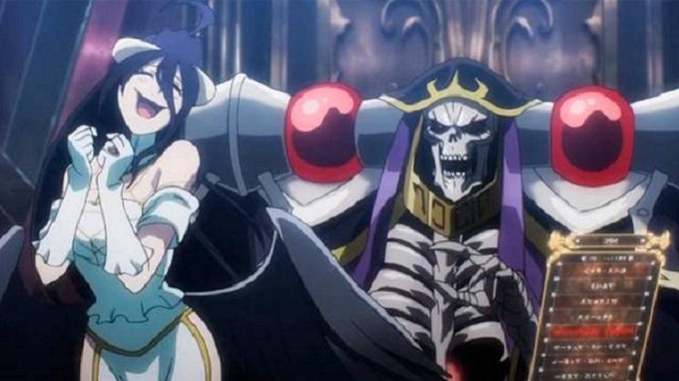 Overlord - Funimation Brasil