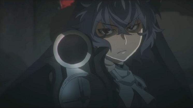 Grisaia: Phantom Trigger the Animation