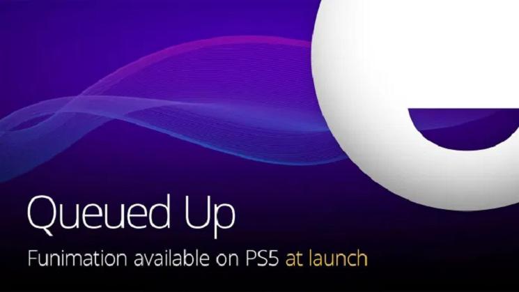 Playstation 5 - Funimation