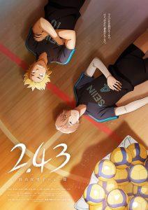 2,43: Seiin Koukou Danshi Volley-bu