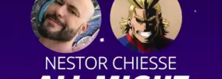 Boku no Hero Academia - Nestor Chiesse
