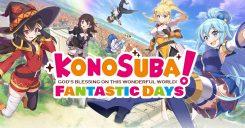 KonoSuba Fantastic Days