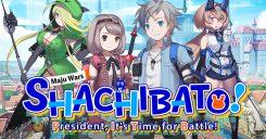 Shachibato! President, It's Time for Battle!