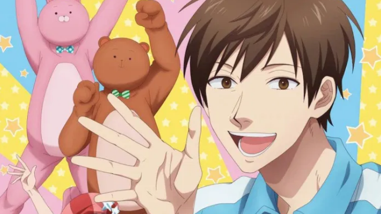Life Lessons with Uramichi-Oniisan Anime destacam personagem titular em novo vídeo