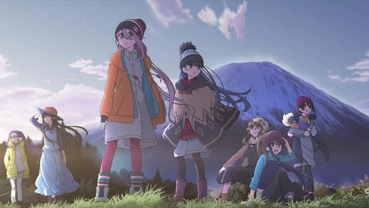 Yuru Camp 2