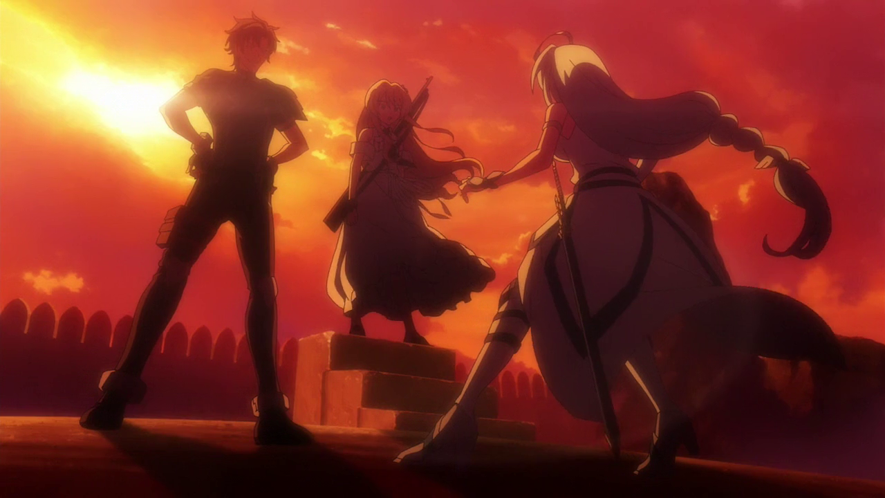 ©Combatants Will Be Dispatched!/J.C.Staff/Funimation