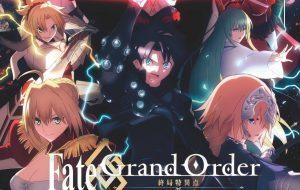 Fate / Grand Order: Shuukyoku Tokuiten - Kani Jikan Shinden Solomon