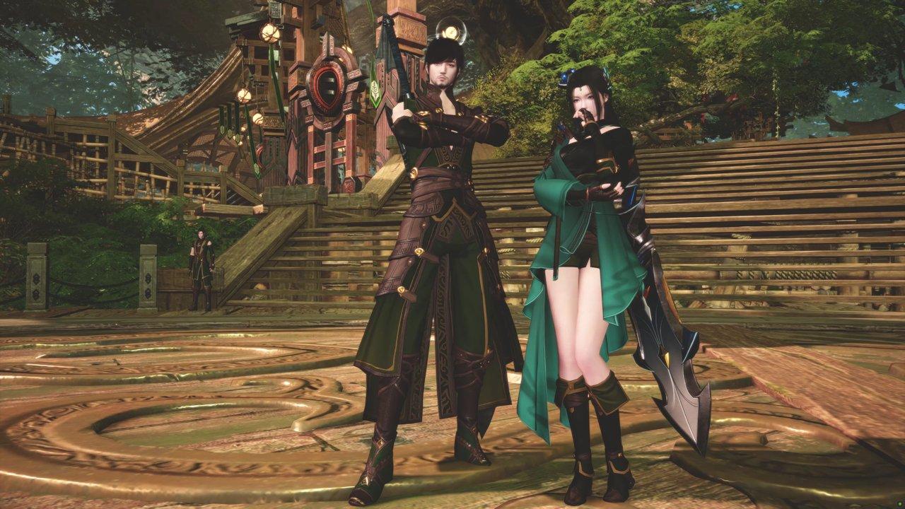Swords of Legends