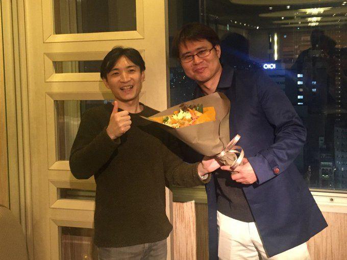 Kudou Masashi/ Hirokazu Hanai