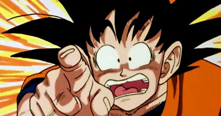 Goku Cringe
