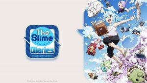 Tensura Nikki: Tensei shitara Slime Datta Ken (The Slime Diaries: That Time I Reencarnated as a Slime)