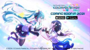 Hatsune Miku Colourful Stage!