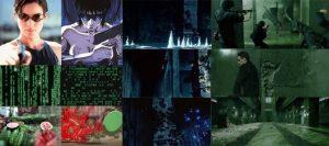 Ghost in the Shell -Kodansha / MATRIX - Warner Bros.