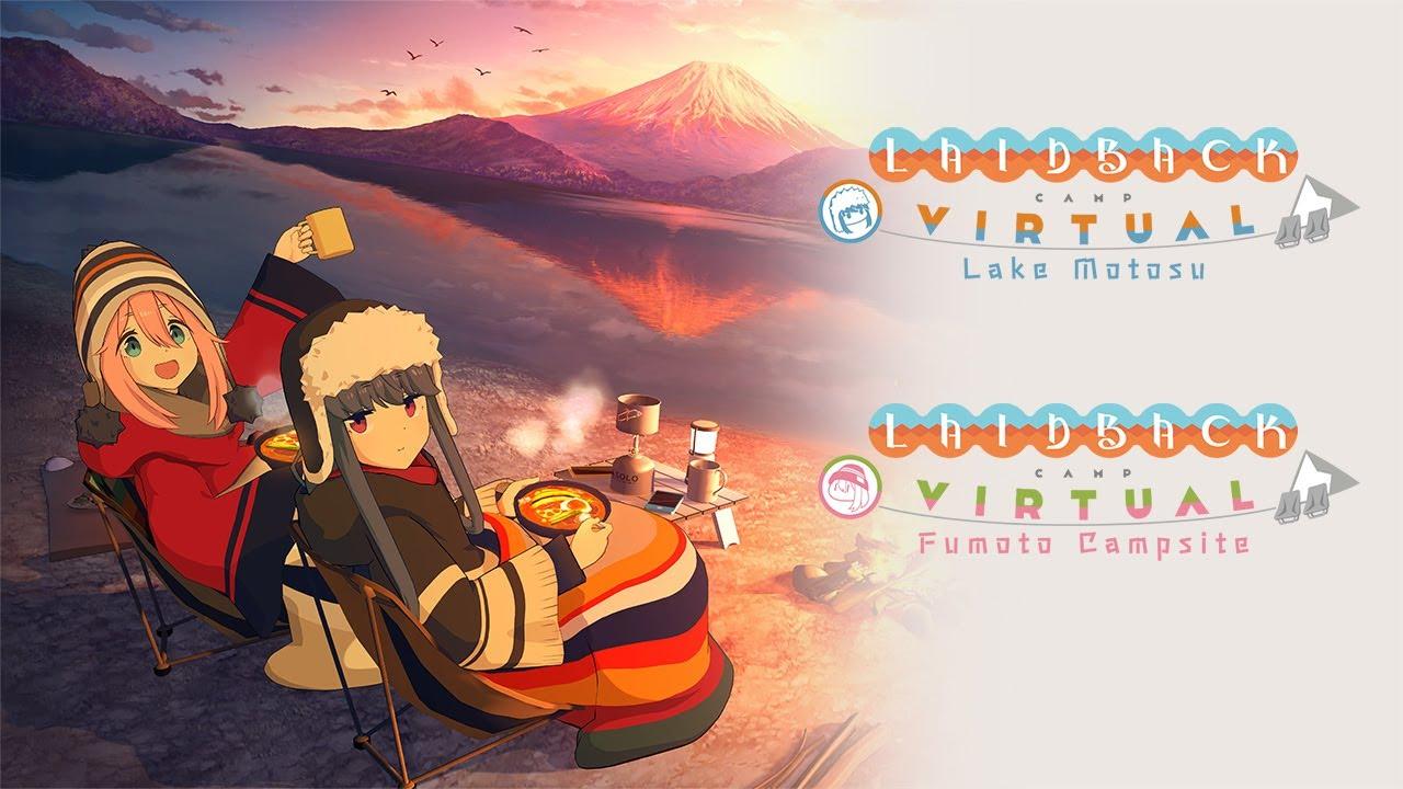 Yuru Camp: Have a Nice Day!