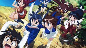 Nagasarete Airantou / Square Enix