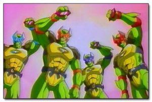 Tsuburaya Productions / Teenage Mutant Ninja Turtles