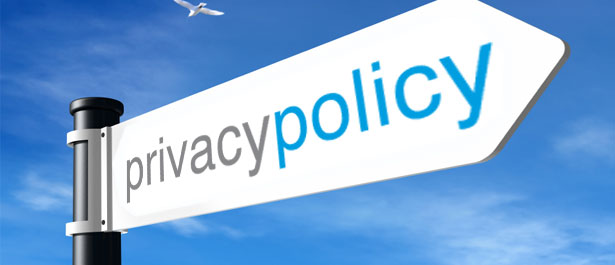 Privacy Policy banner Termos de Uso