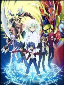 cardfight vanguard2 Animes da temporada de Abril