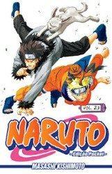 NarutoPocket23 capinha Checklist de Abril da Panini
