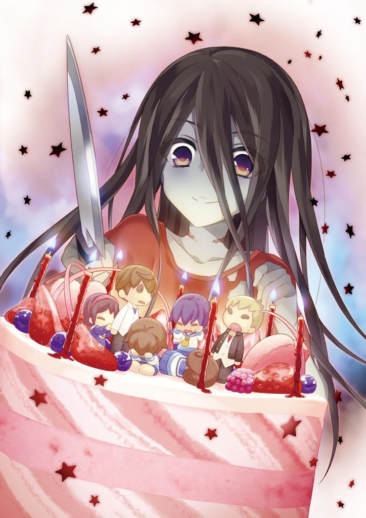 ����� Corpse Party Blood Covered (PSP)