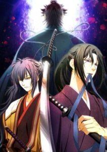 Hakuouki Reimeiroku Animes da Temporada de Julho de 2012