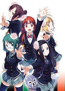 Joshiraku Animes da Temporada de Julho de 2012