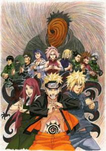 Naruto Road to Ninja 211x300 Novo trailer de Naruto: Road to Ninja