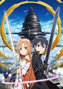Sword Art Online Animes da Temporada de Julho de 2012