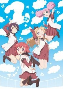 yuru yuri 2 Animes da Temporada de Julho de 2012