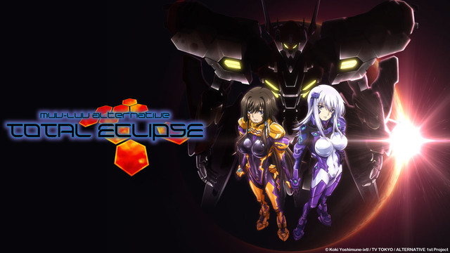 Muv Luv main Muv Luv Alternative: Total Eclipse