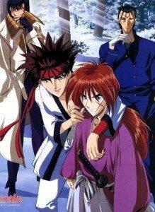 rurouni kenshin20 219x300 Rurouni Kenshin (Samurai X) de volta as bancas ainda esse ano