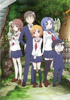 Assistir - Kotoura-san - Online