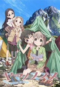 02.Yama no Susume Animes da Temporada de Inverno de 2013