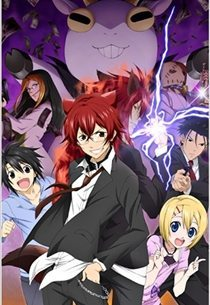 05.Cuticle Detective Inaba Animes da Temporada de Inverno de 2013