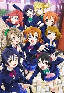 12.Love Live Animes da Temporada de Inverno de 2013