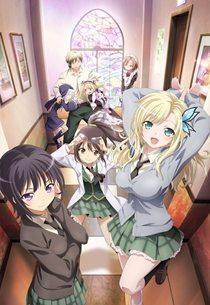 23.Haganai Animes da Temporada de Inverno de 2013