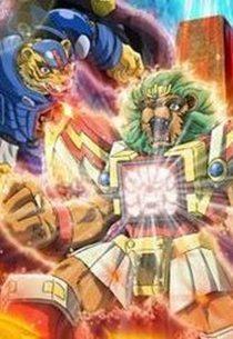 27.Beast Saga Animes da Temporada de Inverno de 2013