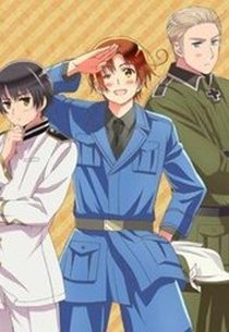 28.Hetalia The Beautiful World Animes da Temporada de Inverno de 2013