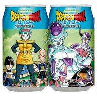 Dragon Ball bebida Bebidas enlatadas de Dragon Ball voltarão a ser vendidas no Japão