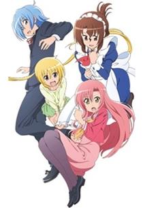 07. Hayate no Gotoku Cuties Animes da Temporada de Primavera 2013