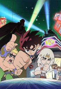 10. DD Hokuto no Ken Animes da Temporada de Primavera 2013