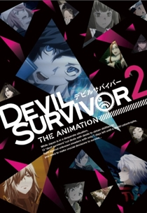 19. Devil Survivor 2 Animes da Temporada de Primavera 2013