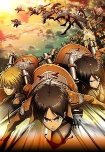 24. Shingeki no Kyojin Animes da Temporada de Primavera 2013