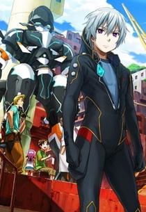 26. Gargantia Animes da Temporada de Primavera 2013