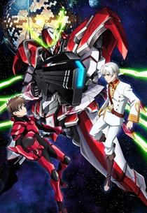 31. Valvrave Animes da Temporada de Primavera 2013